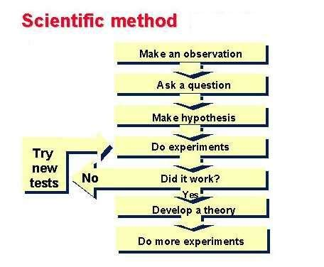 How to write a hypothesis for a science project